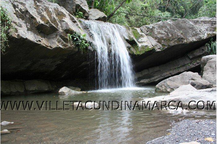 Cascadas Saltos de los Micos en Villeta Cundinamarca