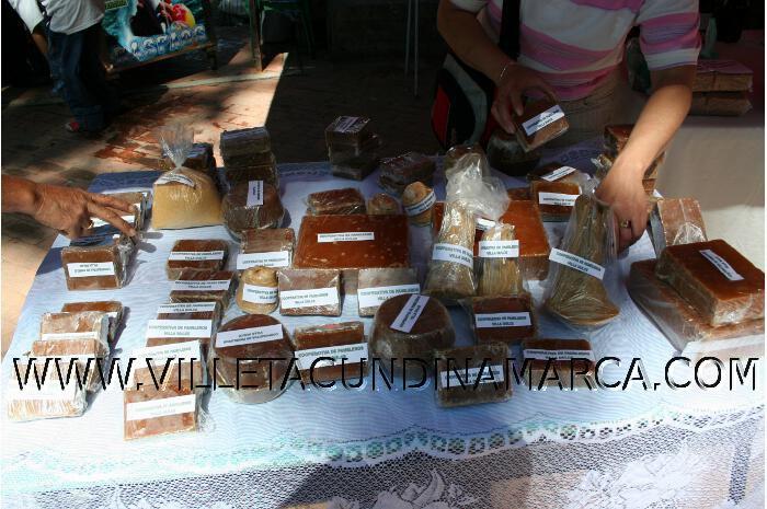 productos derivados de la caña panelera