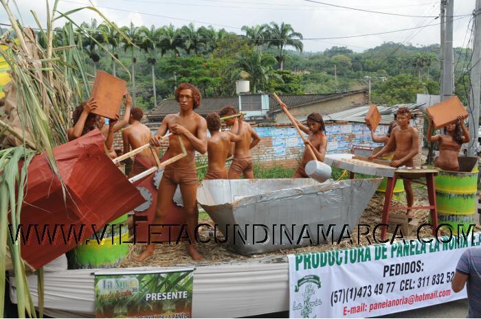 Villeta Cundinamarca Festival Turistico y Reinado Nacional de la Panela