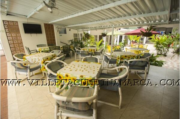 Hotel Pacifico Villeta Cundinamarca Colombia