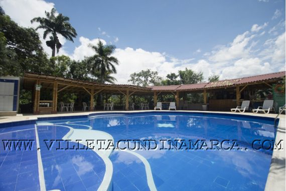 Hotel Casa Verde en Villeta Cundinamarca Colombia