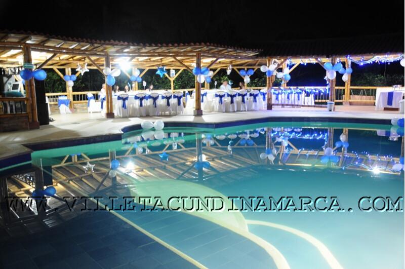 Eventos y Banquetes Casa Verde en Villeta Cundinamarca