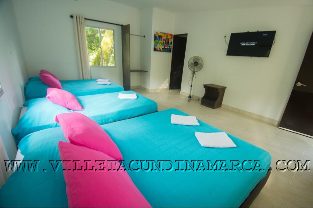 Hotel Rio Alto Villeta Cundinamarca Colombia