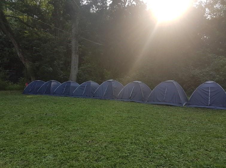 Camping Granja Extrema