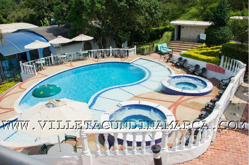 Hotel Villeta Boutique en Villeta Cundinamarca Colombia