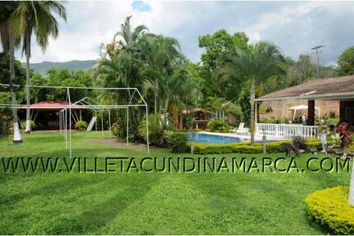 Alquiler Casa Quinta Campestre Las Orquideas Villeta Cundinamarca