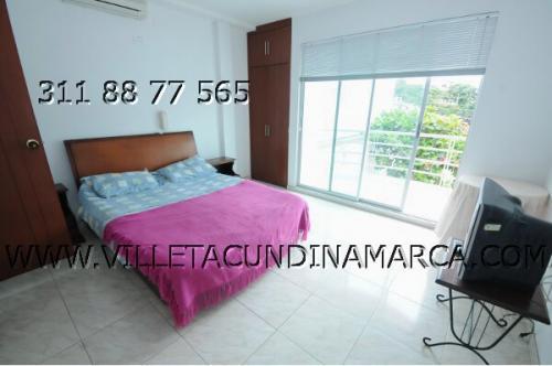 Alquiler Casa Quinta la Blanquita en Villeta Cundinamarca Colombia