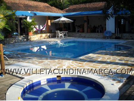 Alquiler Casa Quinta Acata 1 en Villeta Cundinamarca