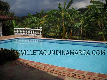 Alquiler Finca la Estrella 2 en Villeta Cundinamarca Colombia