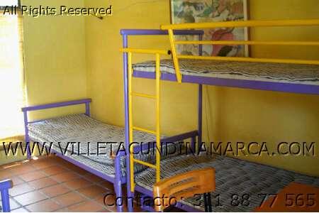 Alquiler Finca el Remanso en Villeta Cundinamarca