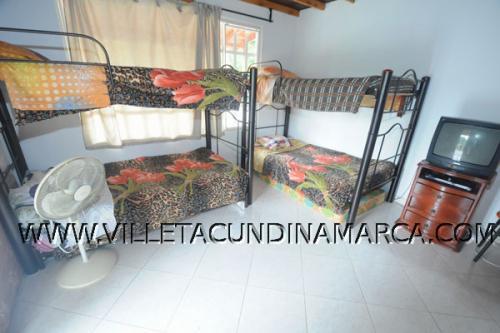 Alquiler Finca la Esmeralda en Villeta Cundinamarca Colombia