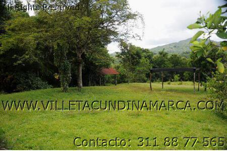 Alquiler Finca la Molienda en Villeta Cundinamarca Colombia