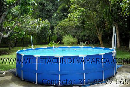 Alquiler Finca San Juanito en Villeta Cundinamarca Colombia