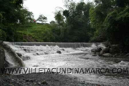 Bocatoma de Villeta Cundinamarca
