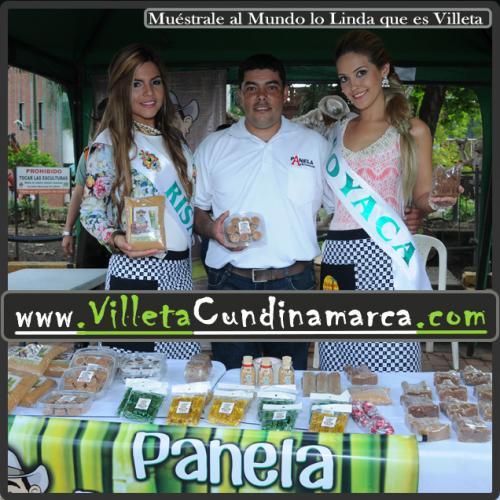 Festival Turístico y Reinado Nacional de la Panela en Villeta Cundinamarca