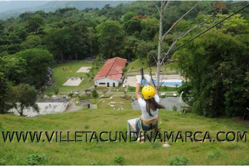 Granja Extrema en Villeta Cundinamarca