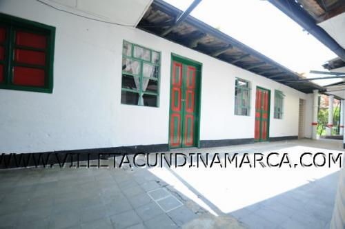 Hospedaje los Helechos en Villeta Cundinamarca Colombia