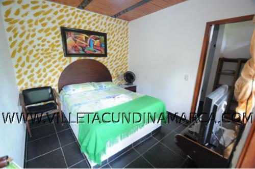 Hotel Casa Verde en Villeta Cundinamarca