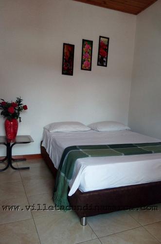 Hotel el Rosal Villeta Cundinamarca Colombia