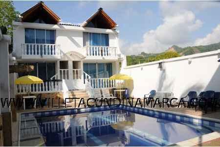 Hotel la Embajada en Villeta Cundinamarca Colombia