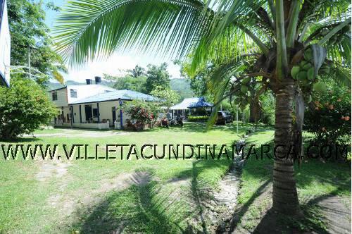 Hotel San Pedro Villeta Cundinamarca Colombia