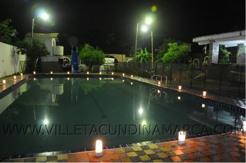 Hotel Santa Helena de Villeta Cundinamarca