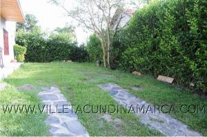 Alquiler Casa Quinta los Aranjueces en Villeta Cundinamarca Colombia