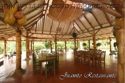 Restaurante Juanito en Villeta Cundinamarca