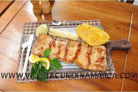 Restaurante La Terraza en Villeta Cundinamarca