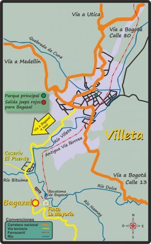 La Milagrosa del Camino Real en Villeta Cundinamarca