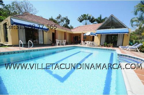 Alquiler Casa Quinta Acata 2 en Villeta Cundinamarca