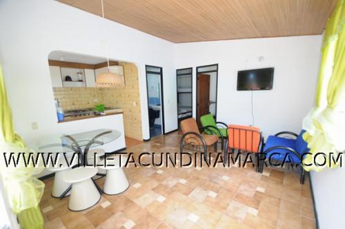Alquiler Casa Quinta el Oasis en Villeta Cundinamarca