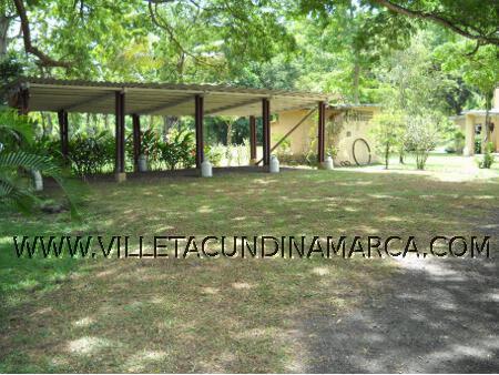 Alquiler Finca Casa Quinta Maria Teresa en Villeta Cundinamarc