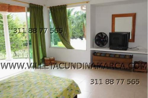 Alquiler Finca Casa Quinta el Molino en Villeta Cundinamarca