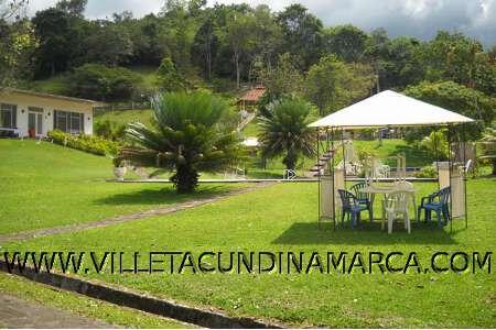 Alquiler Finca el Paraiso en Villeta Cundinamarca