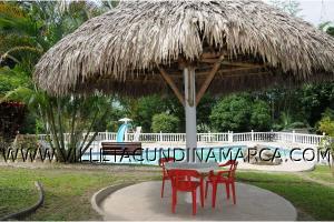 Alquiler Finca la Piscina en Villeta Cundinamarca Colombia