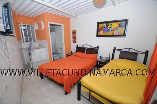 Hospedaje Alto de San Luis Villeta Cundinamarca