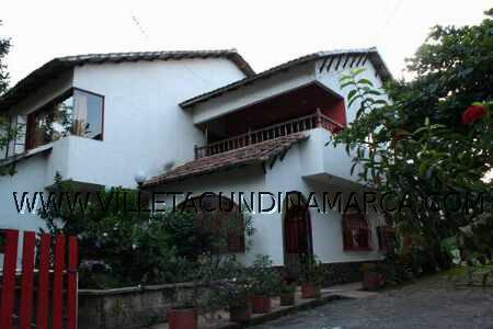Hostal de Elvira en Villeta Cundinamarca Colombia