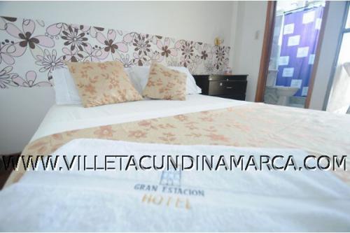 Hotel Gran Estacion Villeta Cundinamarca Colombia
