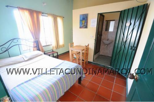 Hotel la Molienda en Villeta Cundinamarca Colombia