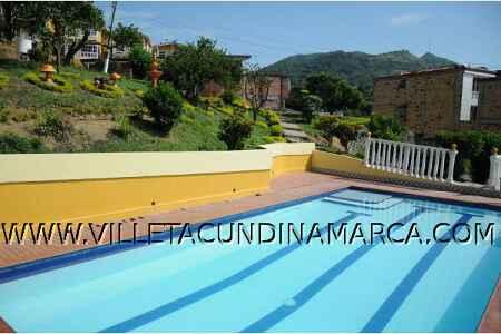 Hotel Quinta el Descanso en Villeta Cundinamarca