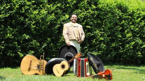 Organización Música viva y Mariachi Renacer Mexicano de Villeta Cundinamarca