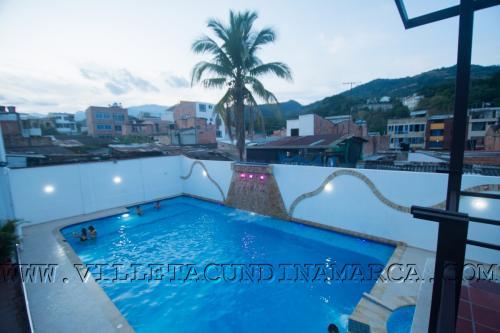 Hotel Viena en Villeta Cundinamarca Colombia