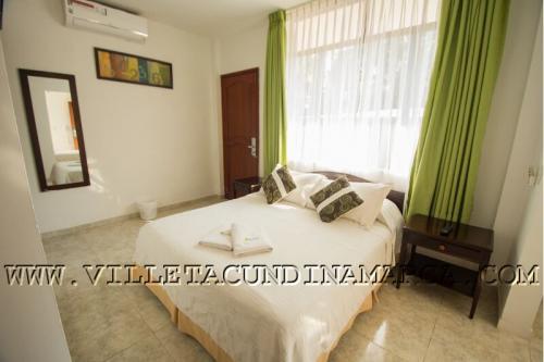 Hotel Villeta Resort en Villeta Cundinamarca Colombia