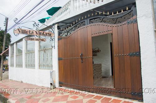 Hotel Villeta Vintage en Villeta Cundinamarca, la Ciudad Dulce de Colombia